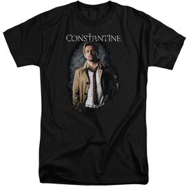 Constantine Smoker Short Sleeve Adult Tall T-Shirt