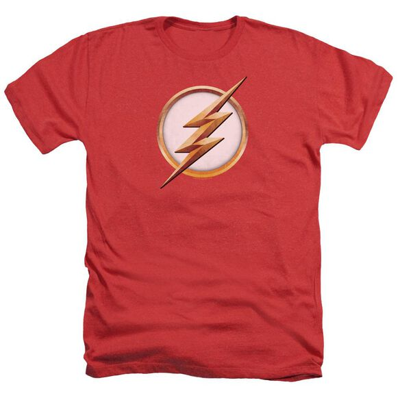 Flash Season 4 Logo Adult Heather