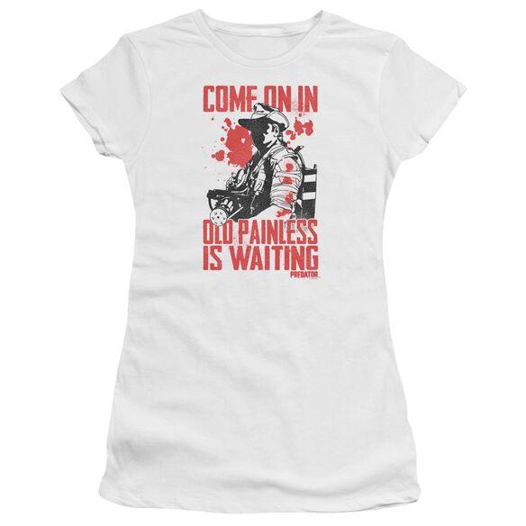 Predator Painless Hbo Short Sleeve Junior Sheer T-Shirt
