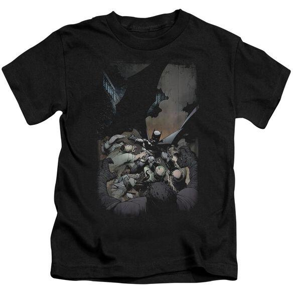 Batman Batman #1 Short Sleeve Juvenile Black T-Shirt