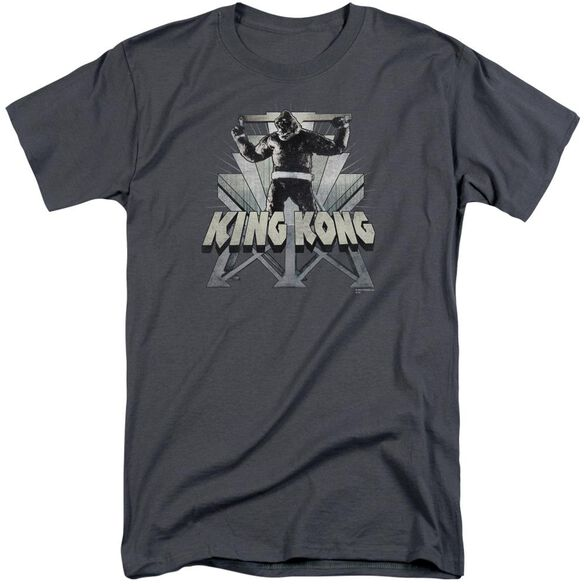 King Kong 8 Th Wonder Short Sleeve Adult Tall T-Shirt