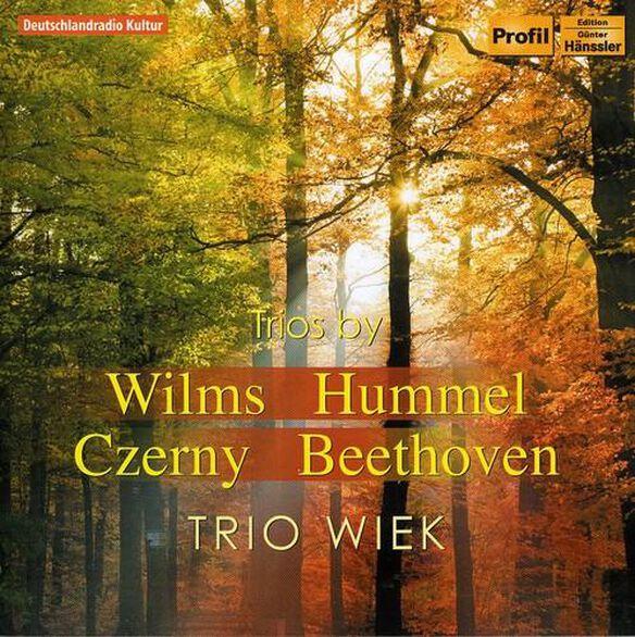 Trios By Wilms & Hummel & Czuerny & Beethoven