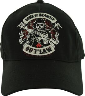 Sons of Anarchy Reaper Crew Outlaw Hat