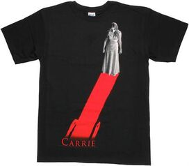 Carrie Red Shadow T-Shirt