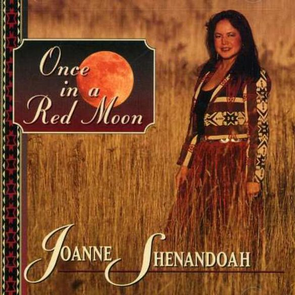 Once In A Red Moon