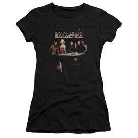 Bsg Destiny Short Sleeve Junior Sheer T-Shirt