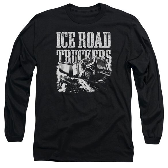 Ice Road Truckers Break The Ice Long Sleeve Adult T-Shirt