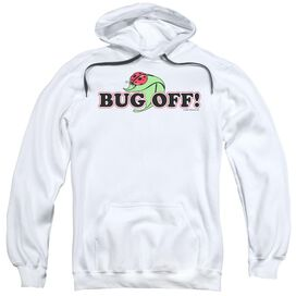 Garden Bug Off Adult Pull Over Hoodie