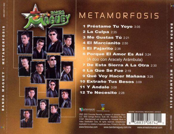 Metamorfosis 0803