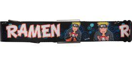 Naruto Shippuden Naruto Ramen Seatbelt Mesh Belt