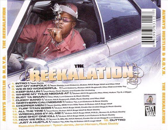 Reekalation 1005