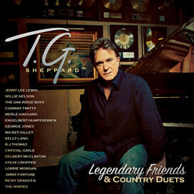 T.G. Sheppard / Oak Ridge Boys/ Conway Twitty - Legendary Friends & Country Duets