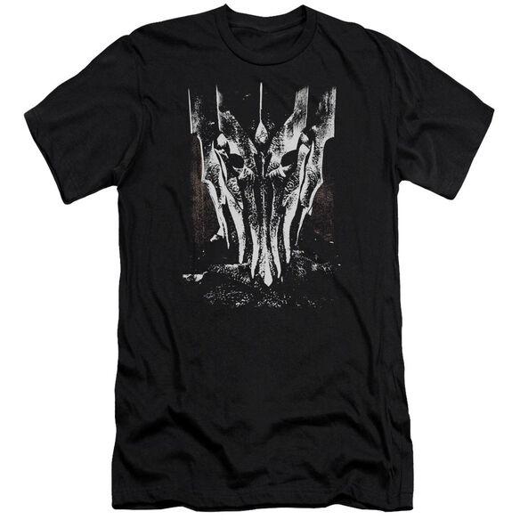 Lor Big Sauron Head Short Sleeve Adult T-Shirt
