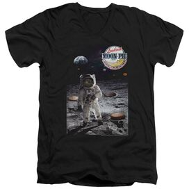 Moon Pie The Truth Short Sleeve Adult V Neck T-Shirt