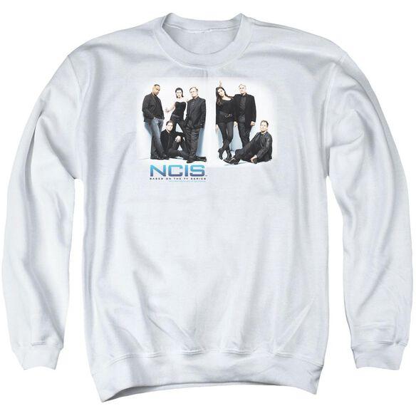 Ncis Room Adult Crewneck Sweatshirt