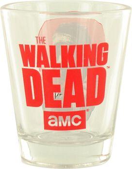 Walking Dead Michonne Shot Glass