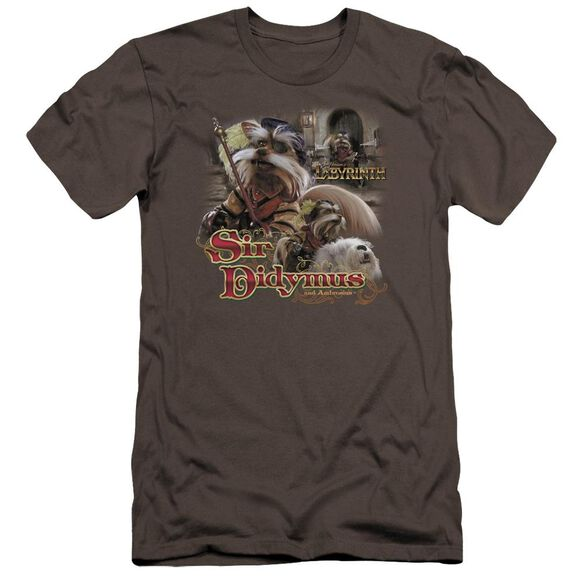 Labyrinth Sir Didymus Premuim Canvas Adult Slim Fit