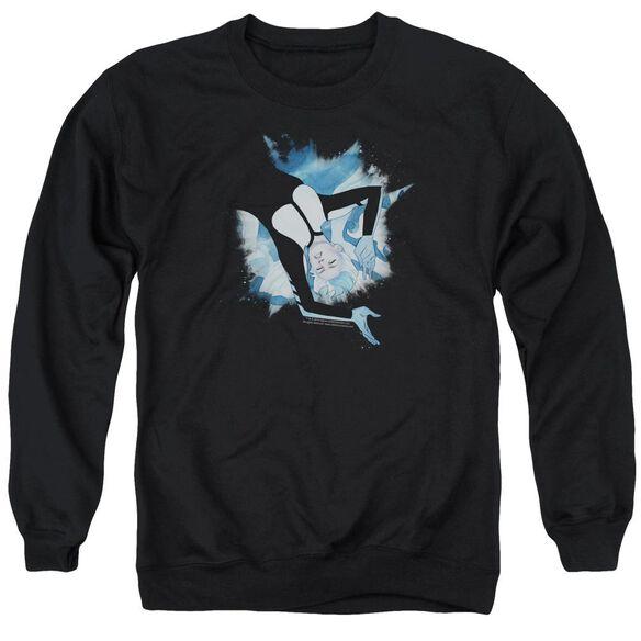 Doctor Mirage Mirage Burst Adult Crewneck Sweatshirt