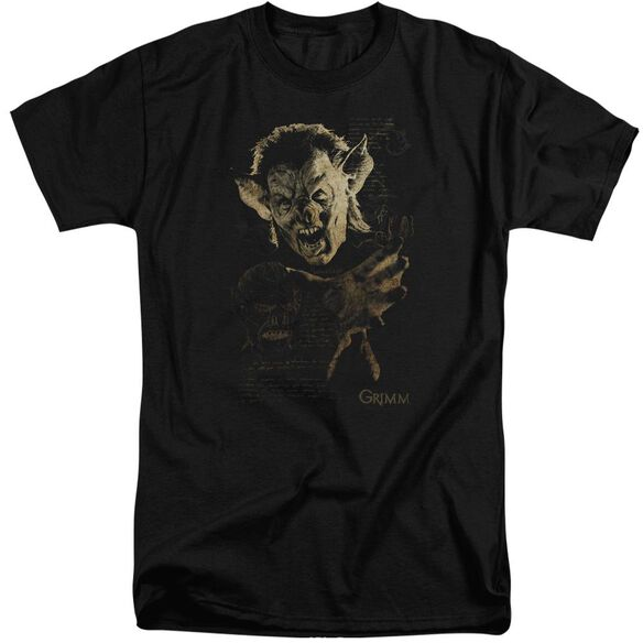 Grimm Murcielago Short Sleeve Adult Tall T-Shirt