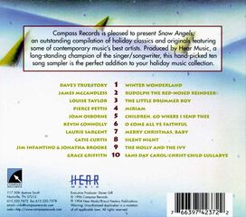 Various Artists - Snow Angels: A Hear Music Holiday Collection
