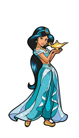 Disney Princess - Jasmine FiGPiN