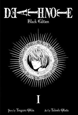 Death Note Vol. 01 Black Edit