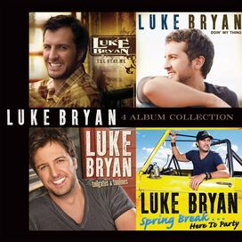 Luke Bryan - 4 Album Collection