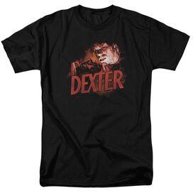 Dexter Drawing Short Sleeve Adult T-Shirt