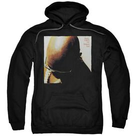 Isaac Hayes Hot Buttered Soul Adult Pull Over Hoodie Black
