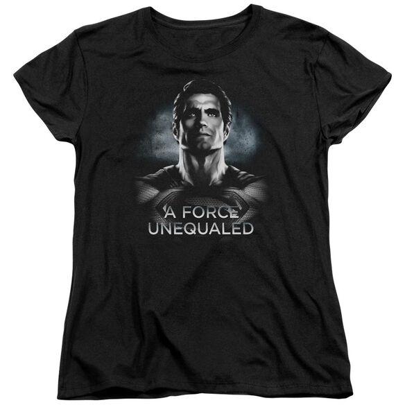 Batman V Superman Unequaled Short Sleeve Womens Tee T-Shirt