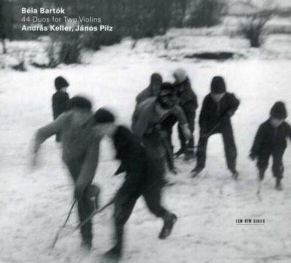 B. Bartok - 44 Duos (2) Vn/Ballad & Dance/Ligatura