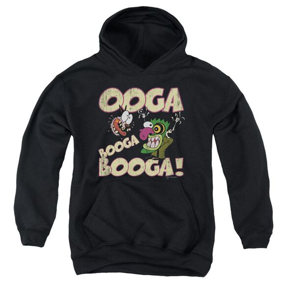 Courage Ooga Booga Booga Youth Pull Over Hoodie