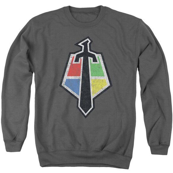 Voltron Sigil Adult Crewneck Sweatshirt