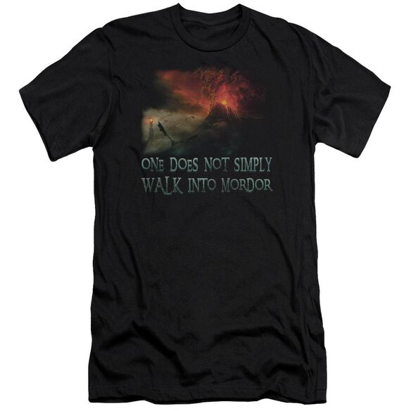 Lor Walk In Mordor Short Sleeve Adult T-Shirt