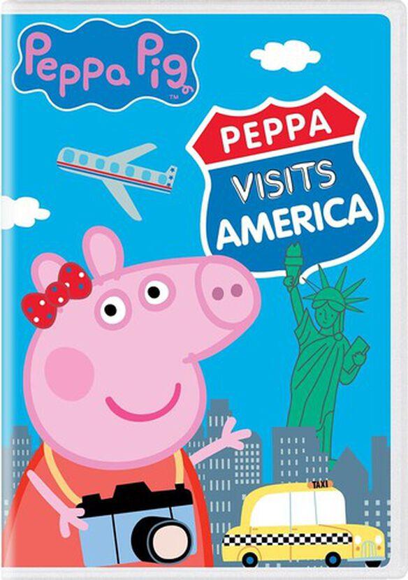 Peppa Pig: Peppa Visits America