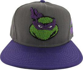 Ninja Turtles Donatello Chenille Head Hat