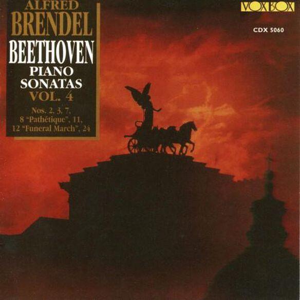 Alfred Brendel - Alfred Brendel Plays Beethoven Piano Sonatas, Vol. 4