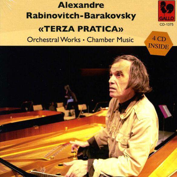 Alexandre Rabinovitch - Orchestral Works & Chamber Music