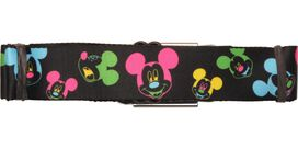 Mickey Mouse Neon Ears Seatbelt Belt