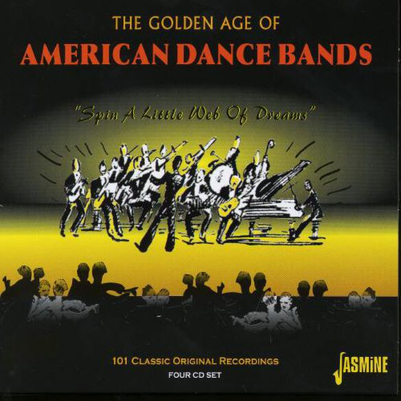 Golden Age Of American Dance Bands : Spin / Var