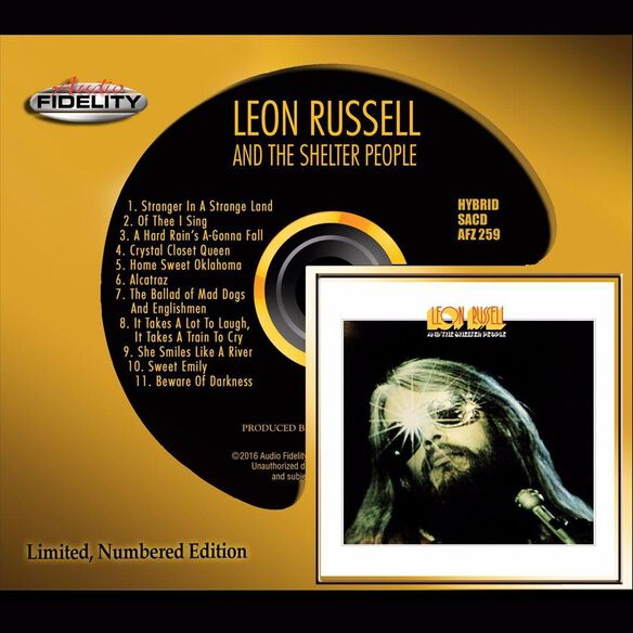 Leon Russell & The Shelter People (Shm) (Jpn)