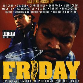 O.S.T. - Friday (Original Motion Picture Soundtrack)