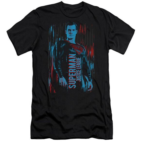 Justice League Movie Superman Short Sleeve Adult T-Shirt