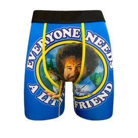 Bob Ross Everyone Needs a Little Friend Boxer Briefs