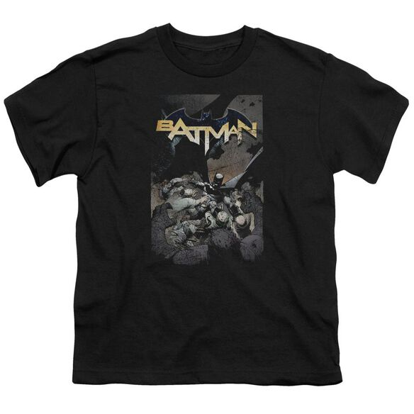 Batman Batman One Short Sleeve Youth T-Shirt
