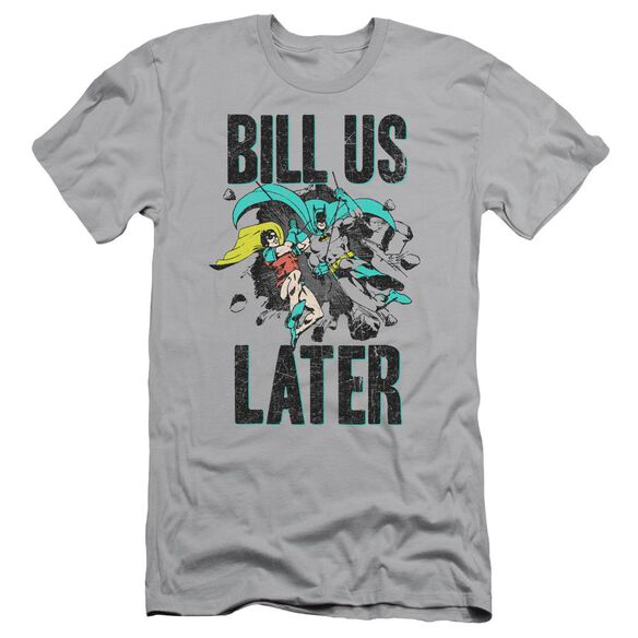 Dco Bill Us Later Short Sleeve Adult T-Shirt