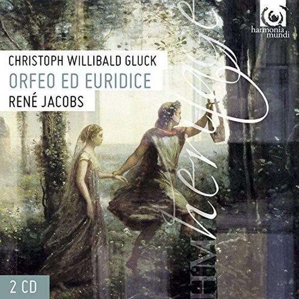 Gluck/ Fink/ Cangemi/ Kiehr/ Jacobs - Orfeo Ed Euridice