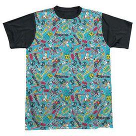 Teen Titans Go Jumble BB Sublimated T-Shirt