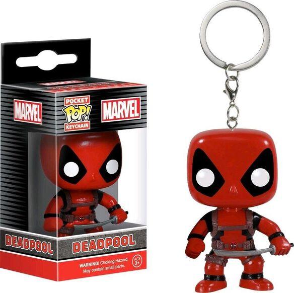 Funko Pocket Pop! Keychain: Marvel - Deadpool