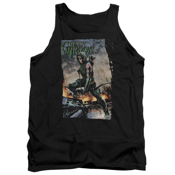 Jla Fire And Rain Adult Tank